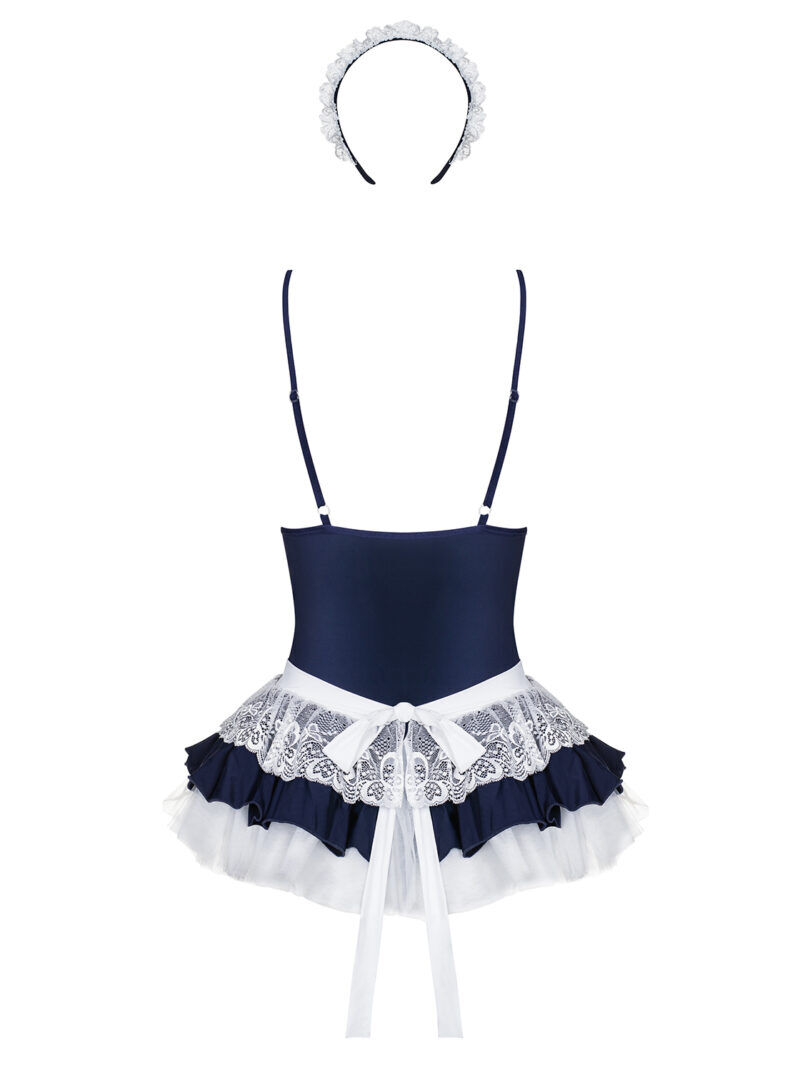 872 Maid costume