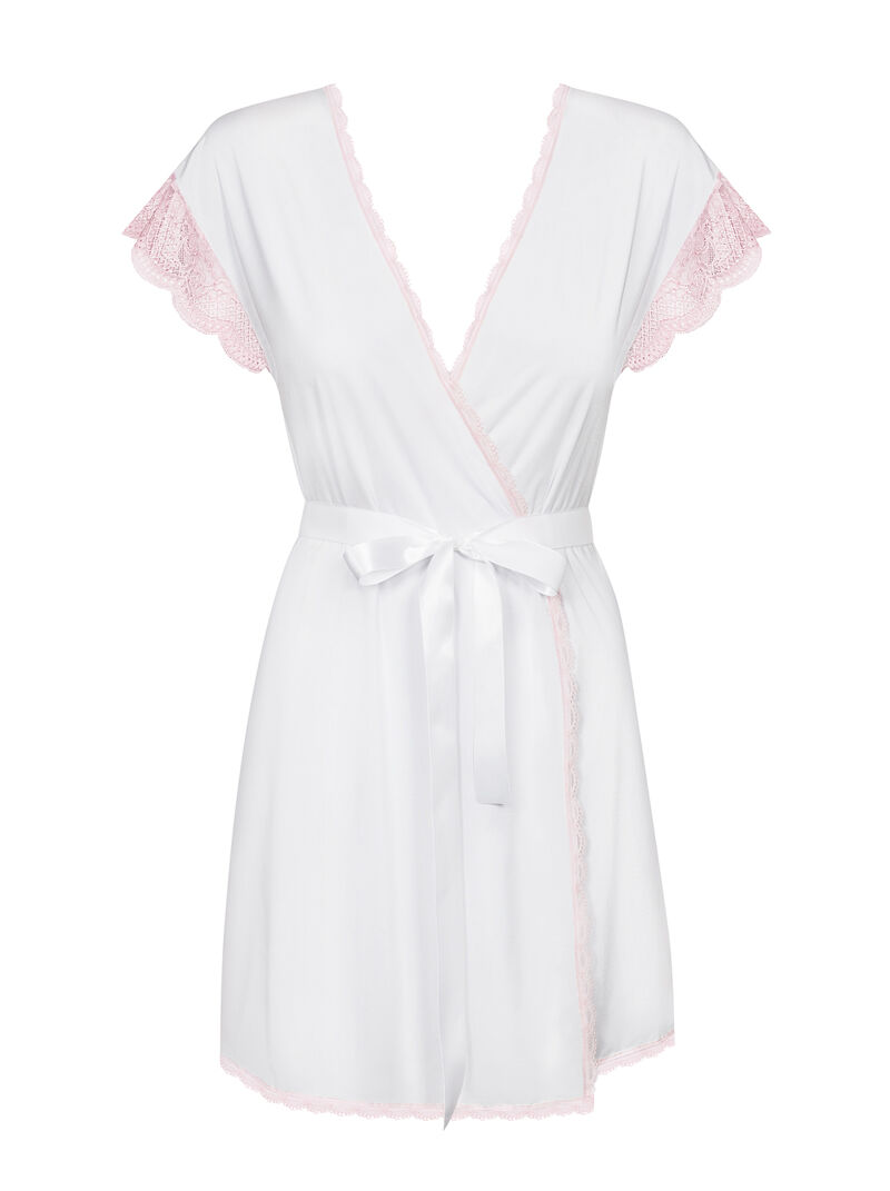 Girlly hommikumantel