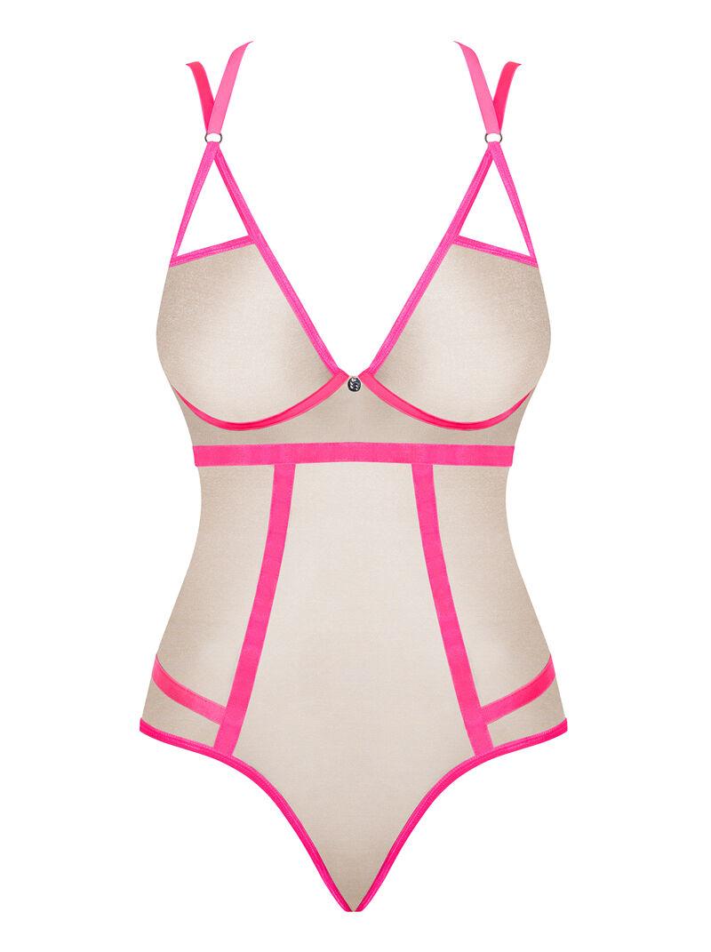 Nudelia body (roosa)
